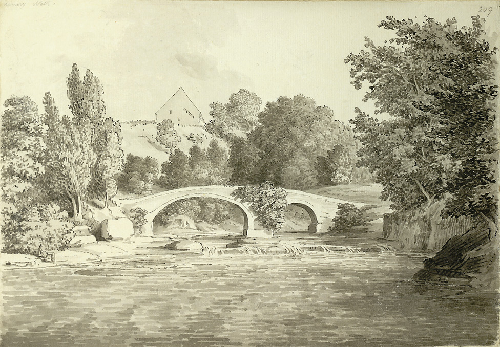 Dilston Bridge, Northumberland